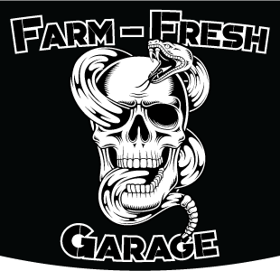 Farm Fresh Garage Ltd - Classic American Truck Parts Shop, Workshop & Rat Rods
