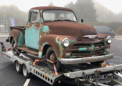 1954 Rat Rod – LS3 on Viair Air ride