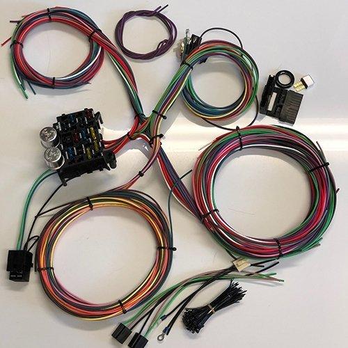 Ez Wiring 21 Standard Wiring Loom Harness  U2013 Farm Fresh