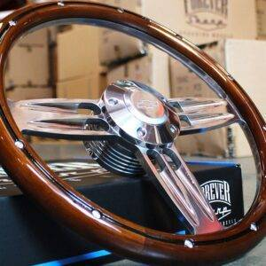 Forever Sharpe Steering Wheels