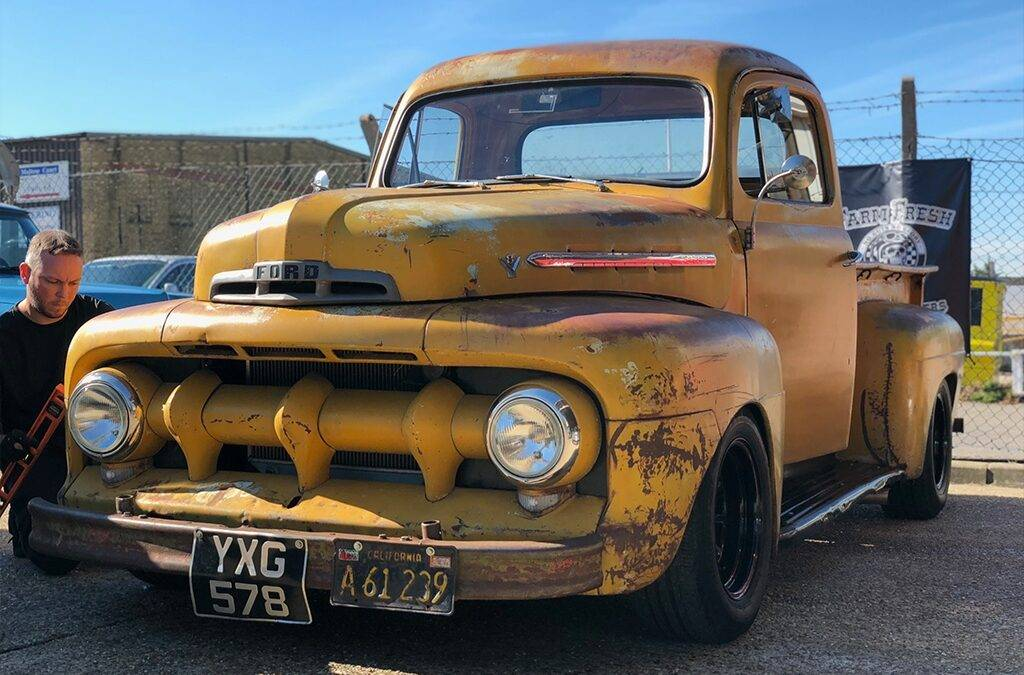Ford F100 – Full Chassis Work