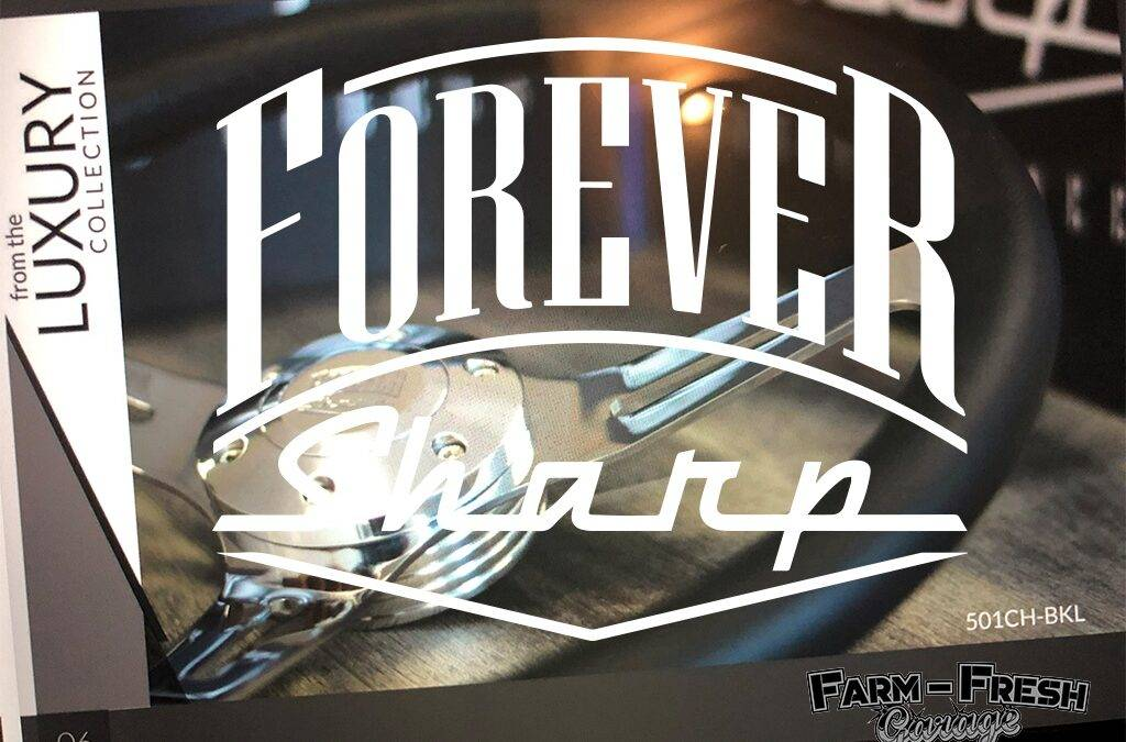 Approved Forever Sharpe Steering Wheel Dealers UK
