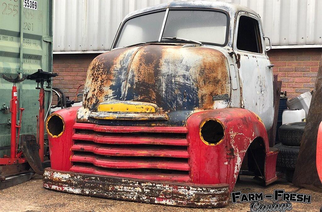 Farm Fresh's 1950 COE