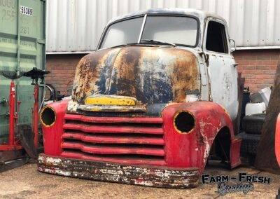 Farm Fresh's 1950 COE