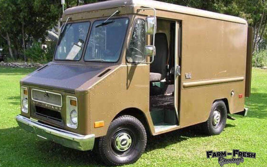 P10 Gumman Step Van