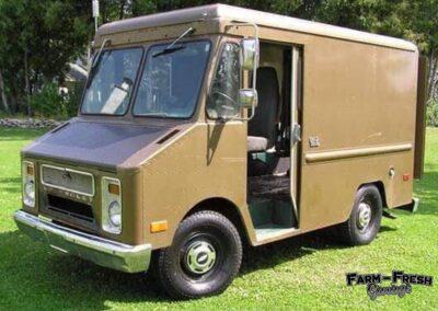 The Farm Fresh P10 Step Van