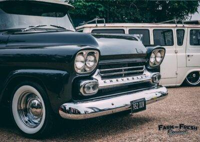 Chevy Apache Fleetside – Restoration