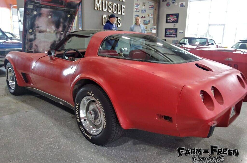 1979 Corvette Small Block Chevy – Sold