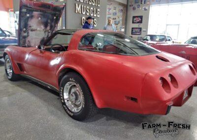 1979 Corvette Small Block Chevy – Sold