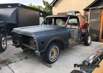 1970 Chevy C10 Stepside