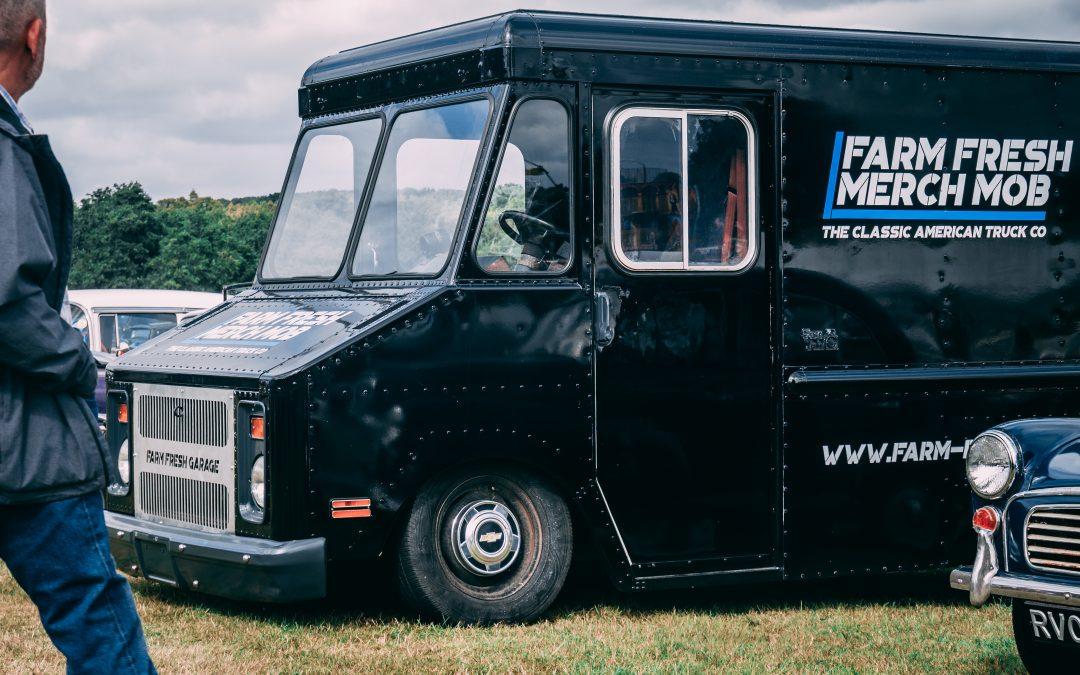 Farm Fresh's P10 Step Van