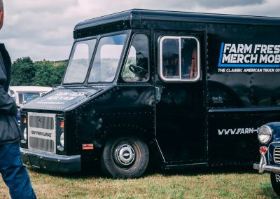 Farm Fresh's P10 Step Van
