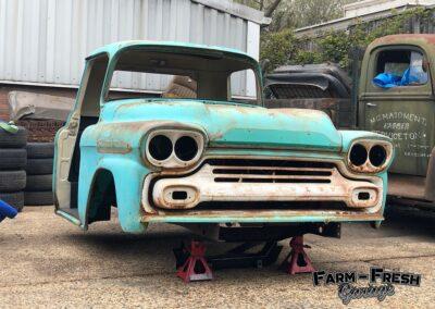 1959 Chevy Apache by Farm Fresh Garage
