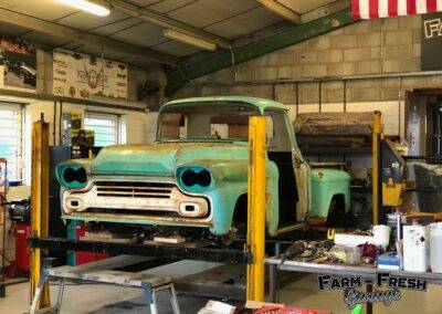 1959 Chevy Apache by Farm Fresh Garage