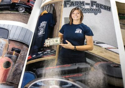 Farm Fresh Classic American Magazine Edition