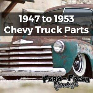 Chevy Truck 1947-53