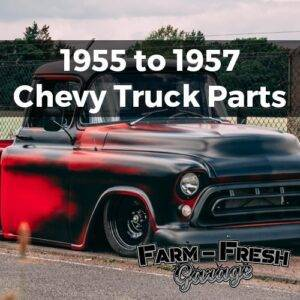 Chevy Truck - 1955-57