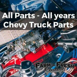 Chevrolet Truck - All Years