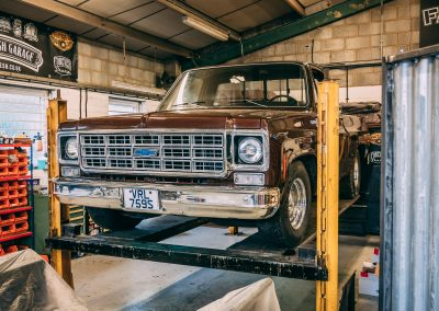 1978 Chevy C10 – In For Improving