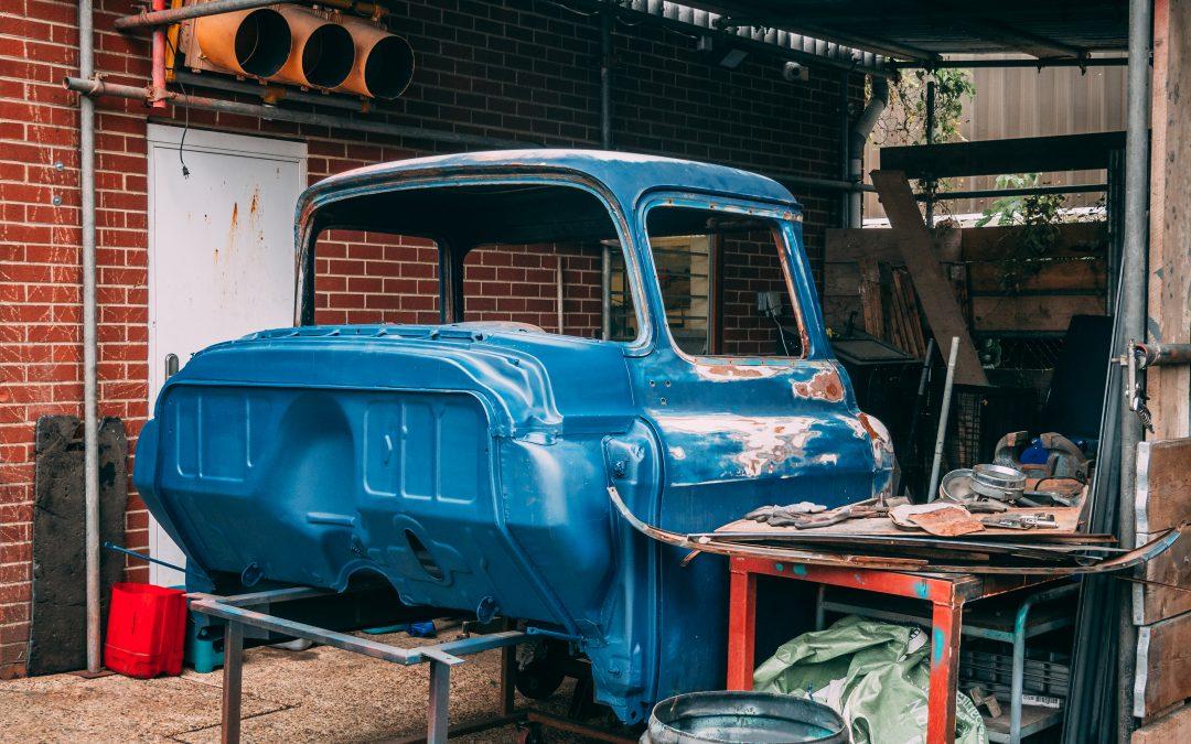 59 Chevy Apache Truck – Fleetside