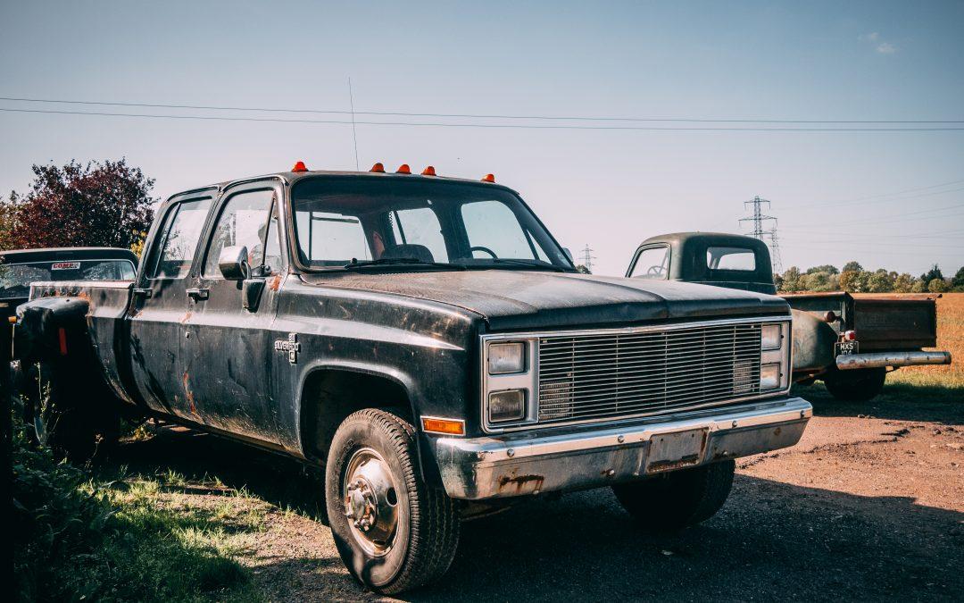 C10 Crew Cab – One Massive Truck