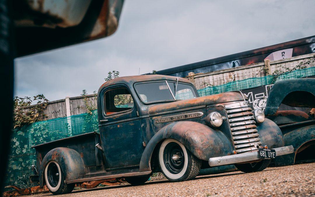 1938 GMC Pickup Truck