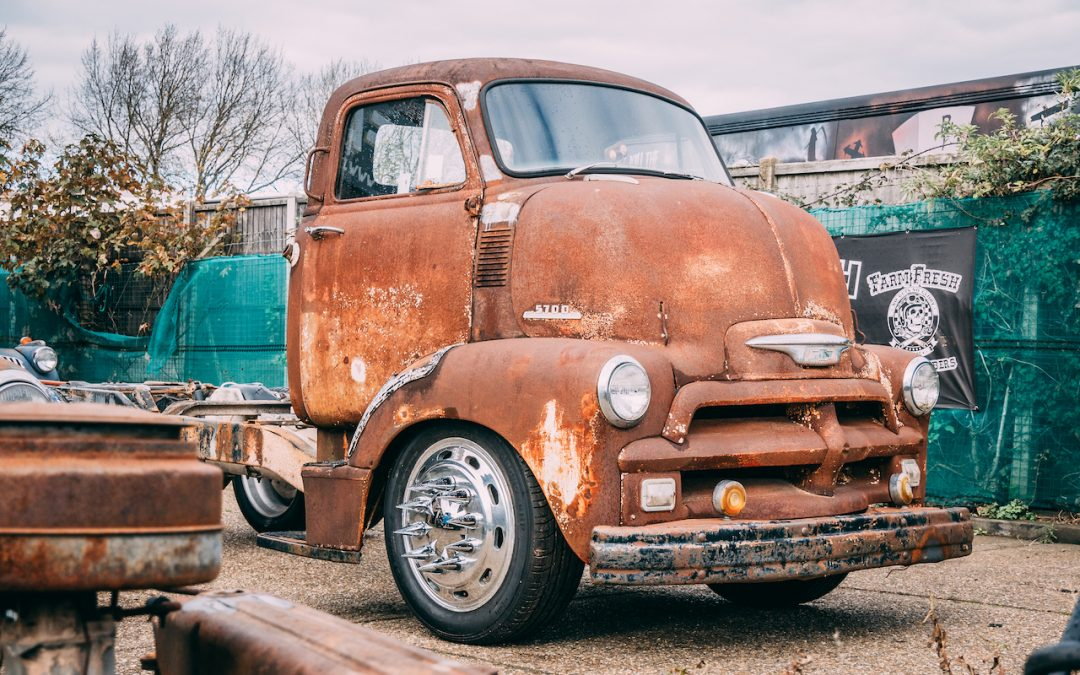 1954 Chevy Cab Over