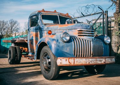 1947 – Chevy Truck – Solid beyond belief