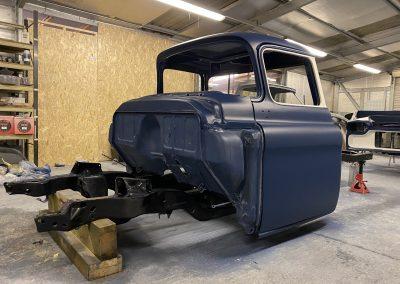 Chevy Apache Restoration