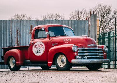 1949 Chevy Truck - Restored By Farm Fresh Garage